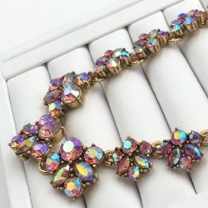 J. Crew Iridescent Statement Necklace - NWOT